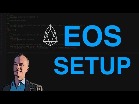 EOS Tutorial - Set up a local testnet