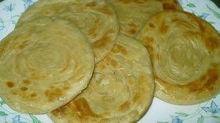 How to make Bakarkhani Recipe