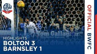 HIGHLIGHTS | Bolton Wanderers 3-1 Barnsley