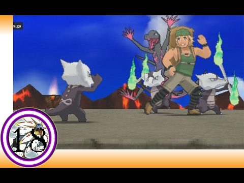 Bao Plays Pokemon Sun 95% BLIND Part 18: Best Trial in the Game!