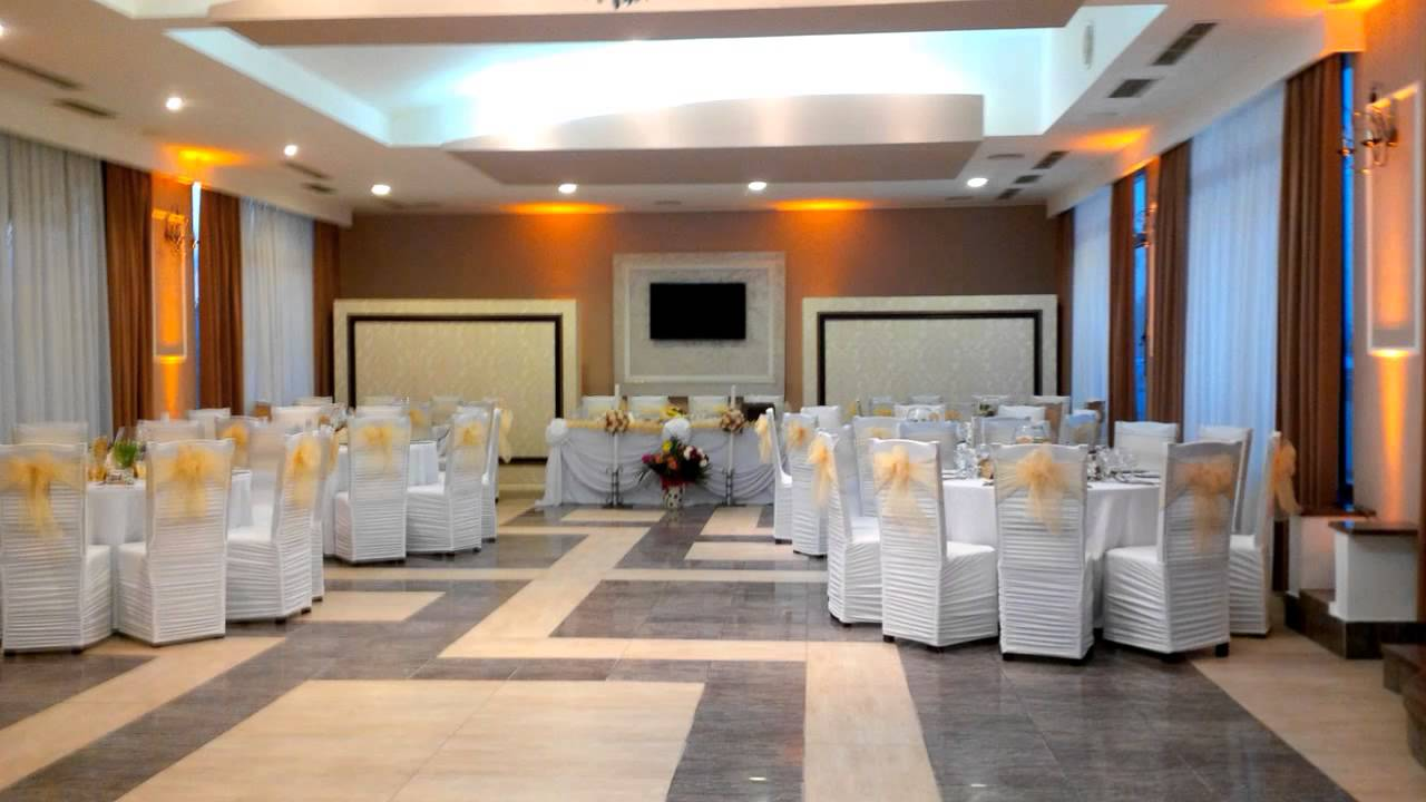 Decoratiuni nunta Bacau - Restaurant Monza - YouTube