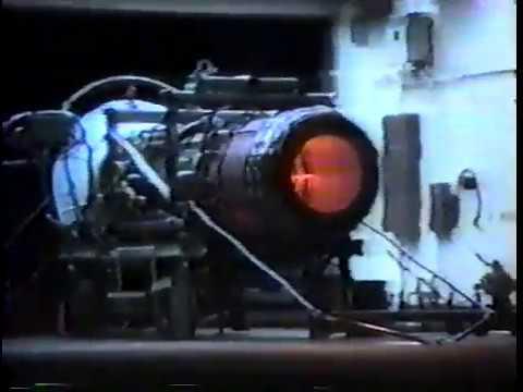 J 58 SR 71 Engine Test Cell