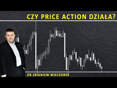 Czy price action działa (dr Zbigniew Wieczorek)