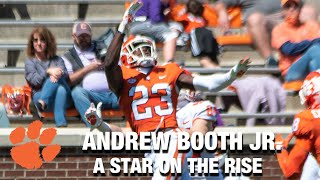 Clemson DB Andrew Booth Jr.: A Star On The Rise