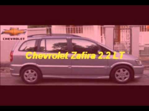 Chevrolet Zafira Youtube