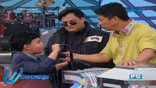 Wowowin: Niño at Alonzo Muhlach, the childstar duo