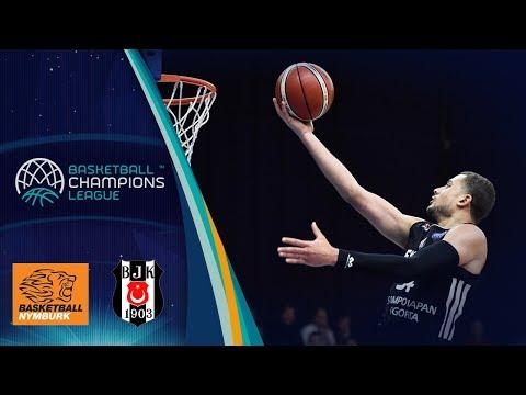 CEZ Nymburk v Besiktas Sompo Japan - Full Game - Basketball Champions League