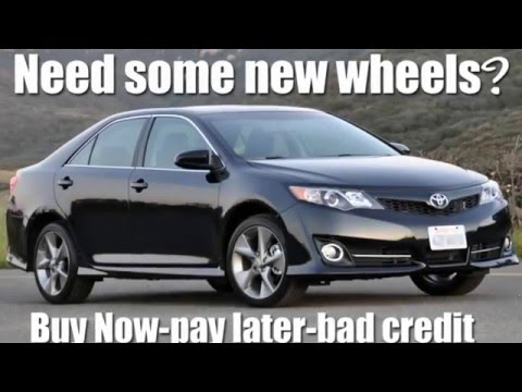 buy now pay later bad credit