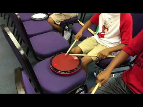Beginner Snare Drum Small Group Class