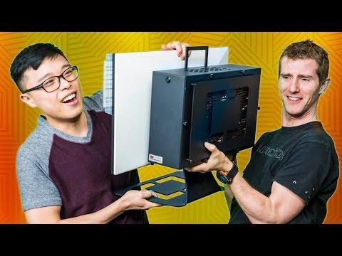 Building a 4K Workstation with Dennis!
