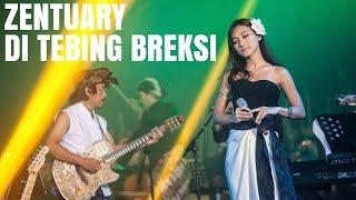 Konser Zentuary - Dewa Budjana di Tebing Breksi
