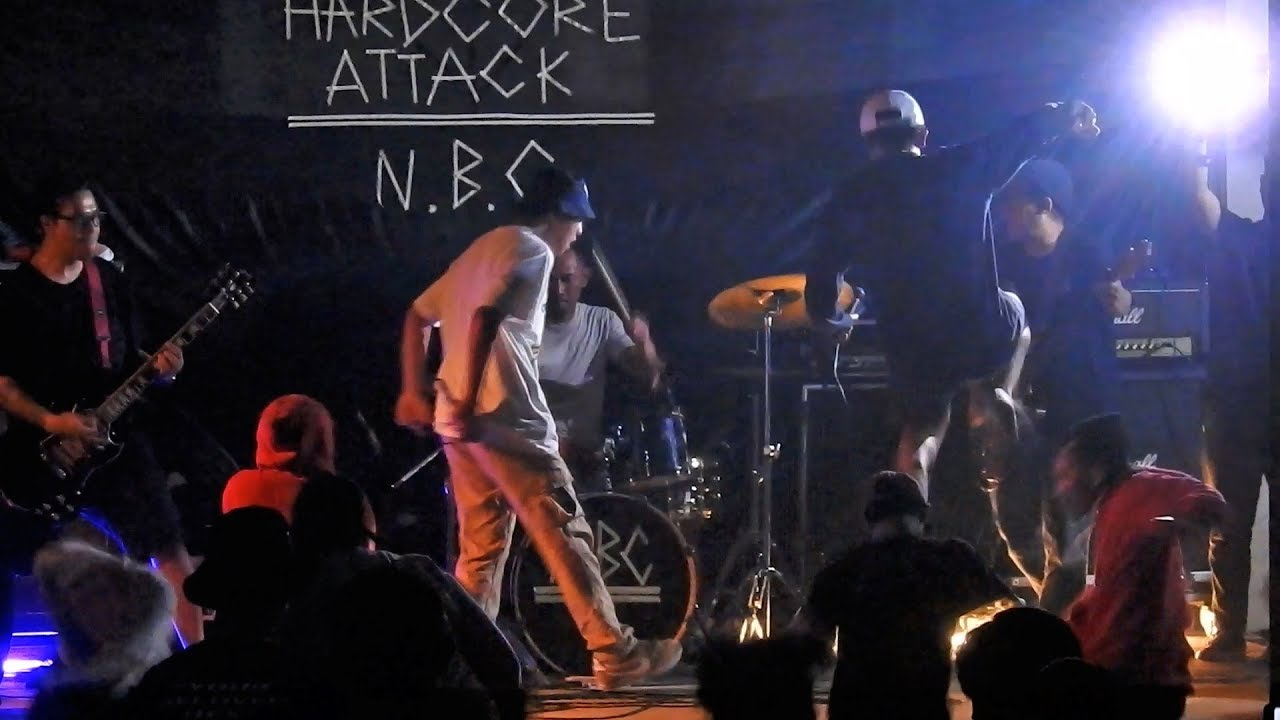 FULL OF HATE - Bandung Hardcore [Live] @ Hardcore Attack 2019 Buqiet Skate Park Bandung