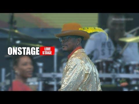 Mr Vegas Wakes Up Rebel Salute 2019 Highlights
