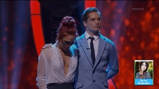 Video Bonner Bolton Elimination from Dancing with the Stars 24 | LIVE 5-8-17 download MP3, 3GP, MP4, WEBM, AVI, FLV Januari 2018