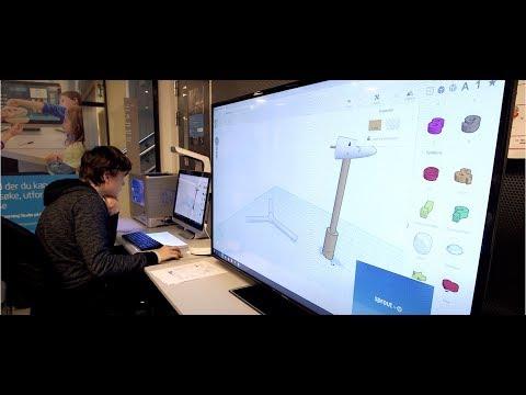 Hewlett Packard - Reinvent the Classroom, Oslo