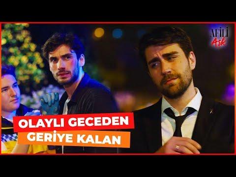 Ayşe Ve Kerem'in Nişanı Olaylı Bitti - Afili Aşk 3. Bölüm (İLK SAHNE)