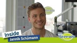 105'5 Spreeradio Inside - Jannik Schümann
