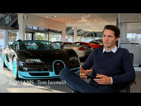 Romans TV Episode 1: Buying Hypercars In Hong Kong