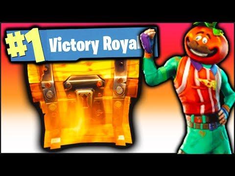7,500 VBUCKS GIVEAWAY NOW! TILTED DESTROYED!? New Tomato Skin!? Fortnite Battle Royale!