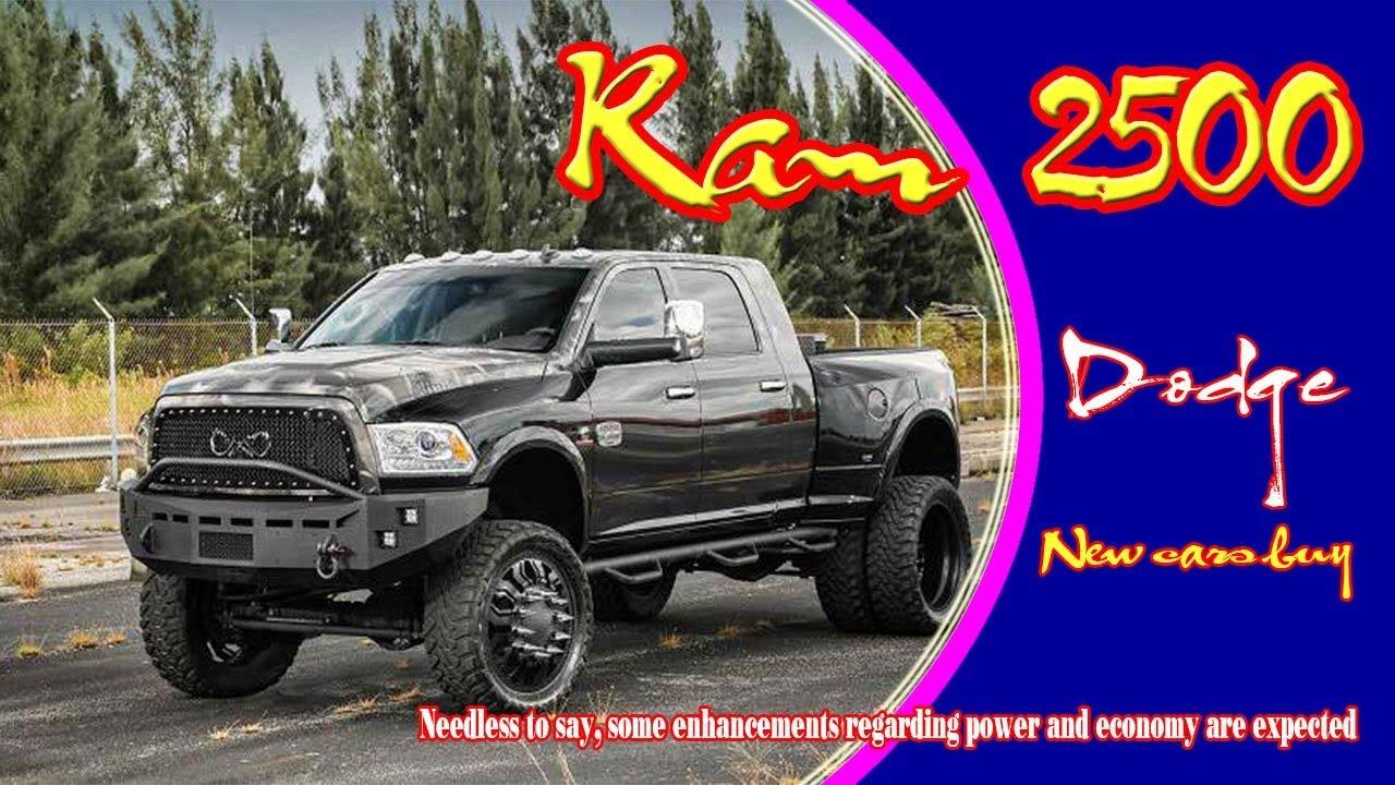2019 Dodge Ram 2500 2019 Dodge Ram 2500 Diesel 2019 Dodge Ram
