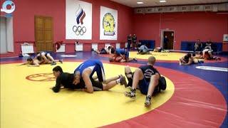 Новосибирский борец Валерий Гусаров готовится побороться за звание чемпиона Европы