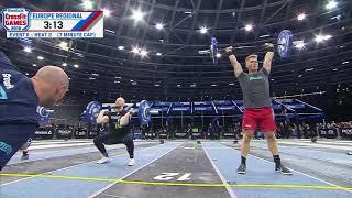2018 Europe Regional - Men's Event 6