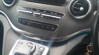 Mercedes V-Class review - Juddering Crabbing - w447 - All Normal apparently