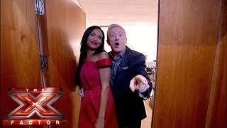 Louis Walsh's Dressing Room | The Xtra Factor UK 2014
