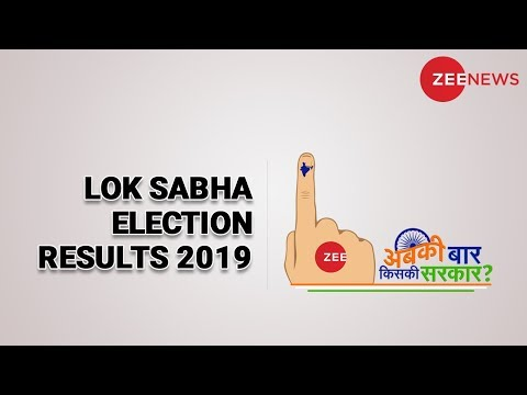 Zee News | Lok Sabha Election Results 2019 | Counting Day