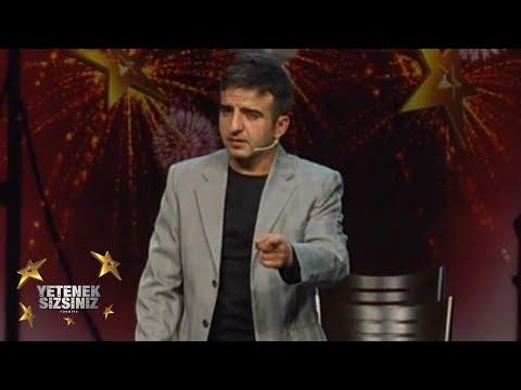Hakan Çankaya 2  Tur Taklit Komedi Performansı | Yetenek Sizsiniz Türkiye