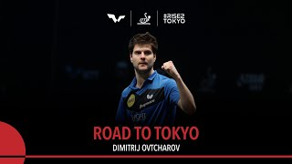 Road to Tokyo - Dimitrij Ovtcharov