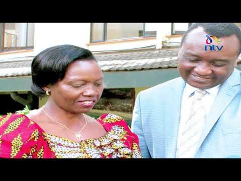 Martha Karua wants kshs 20m from  Kuria for defamation