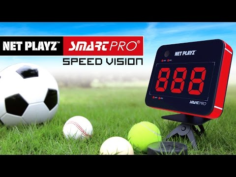 Capture Speed & Record HD Video with Smart Pro Speed Vision Radar