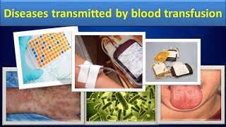 Diseases Treated With Blood Transfusion