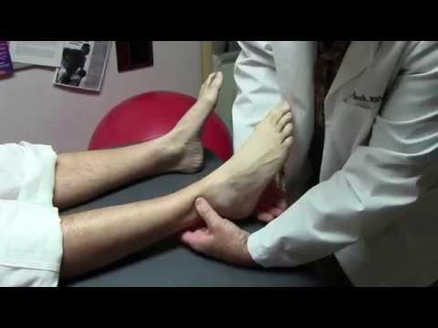 Lateral foot Pain Marathoner Part 1