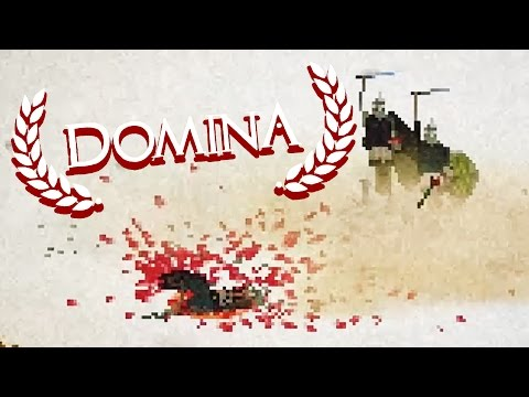 Kill Them All! - Domina Gameplay - Gladiator Manager