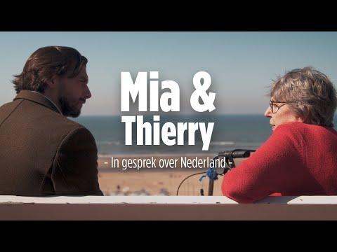 Mia (88) & Thierry: In gesprek over Nederland