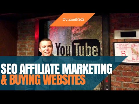 SEO Affiliate Marketing – Buying Websites As Assets – Crossover To Client Campaigns
