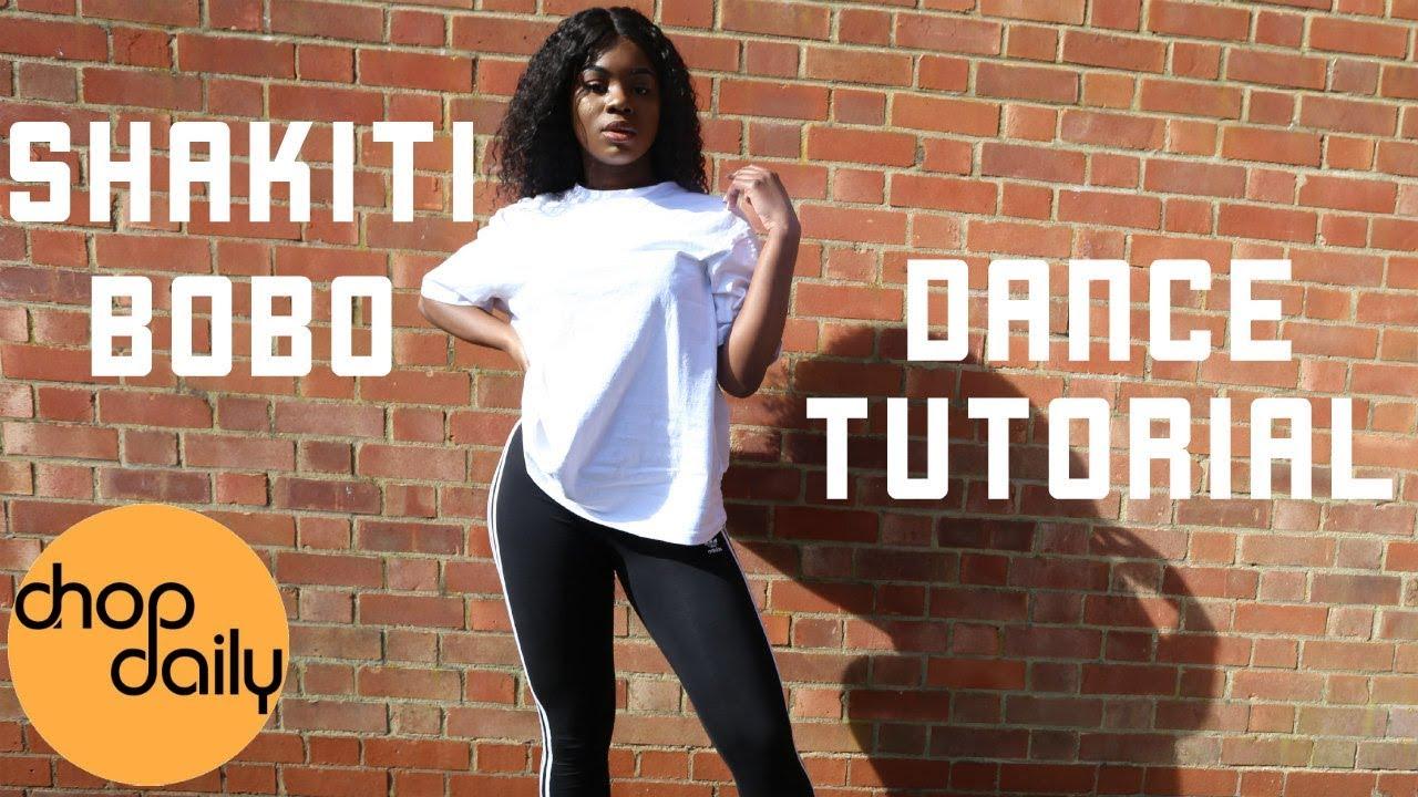 How To Shakiti Bobo (Dance Tutorial)