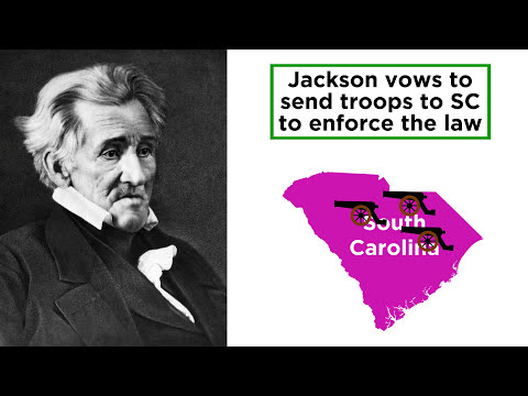 Andrew Jackson: Founder of the Democratic Party (1829 - 1837)