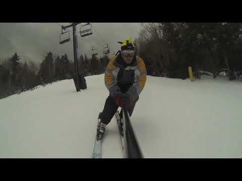 Memory of Snowshoe Mountain West Virginia with  Clearwater Academy International! So Fun!