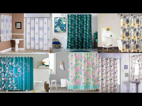 Bathroom curtain ideas ! Shower curtains