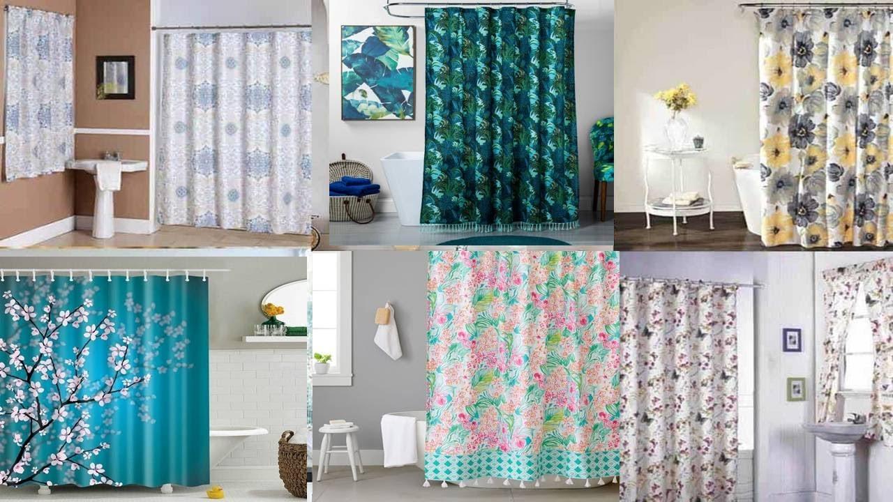 bathroom curtain ideas shower curtains