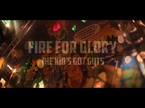 Fire For Glory - The Kid's Got Guts (Official Music Video) | Director: William Slingsby
