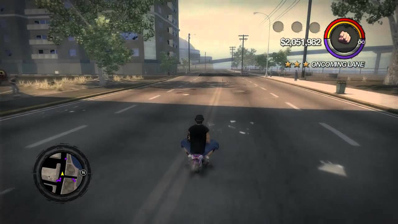 How to get police uniform in saints row 2 for ps3 — photo 2