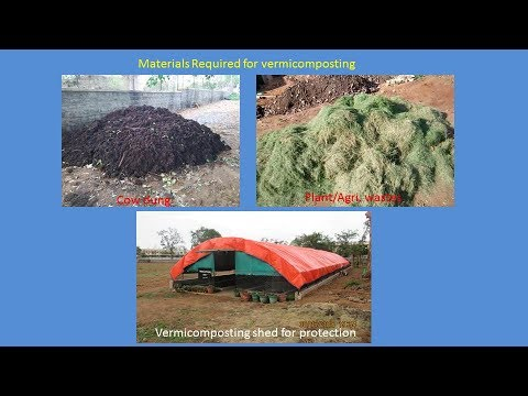 PREPARATION OF VERMICOMPOST & VERMIWASH (English)