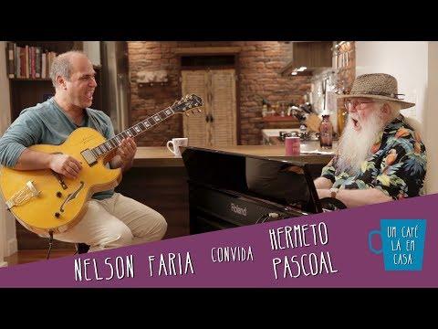 Um Café Lá em Casa com Hermeto Pascoal e Nelson Faria