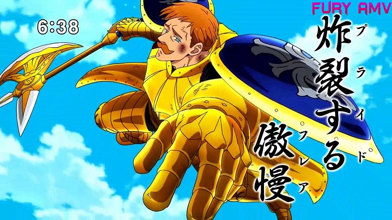 Escanor Vs Estarossa Full Fight Nanatsu No Taizai Imashime No