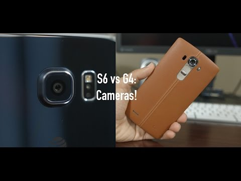 LG G4 vs Samsung Galaxy S6: Camera Battle