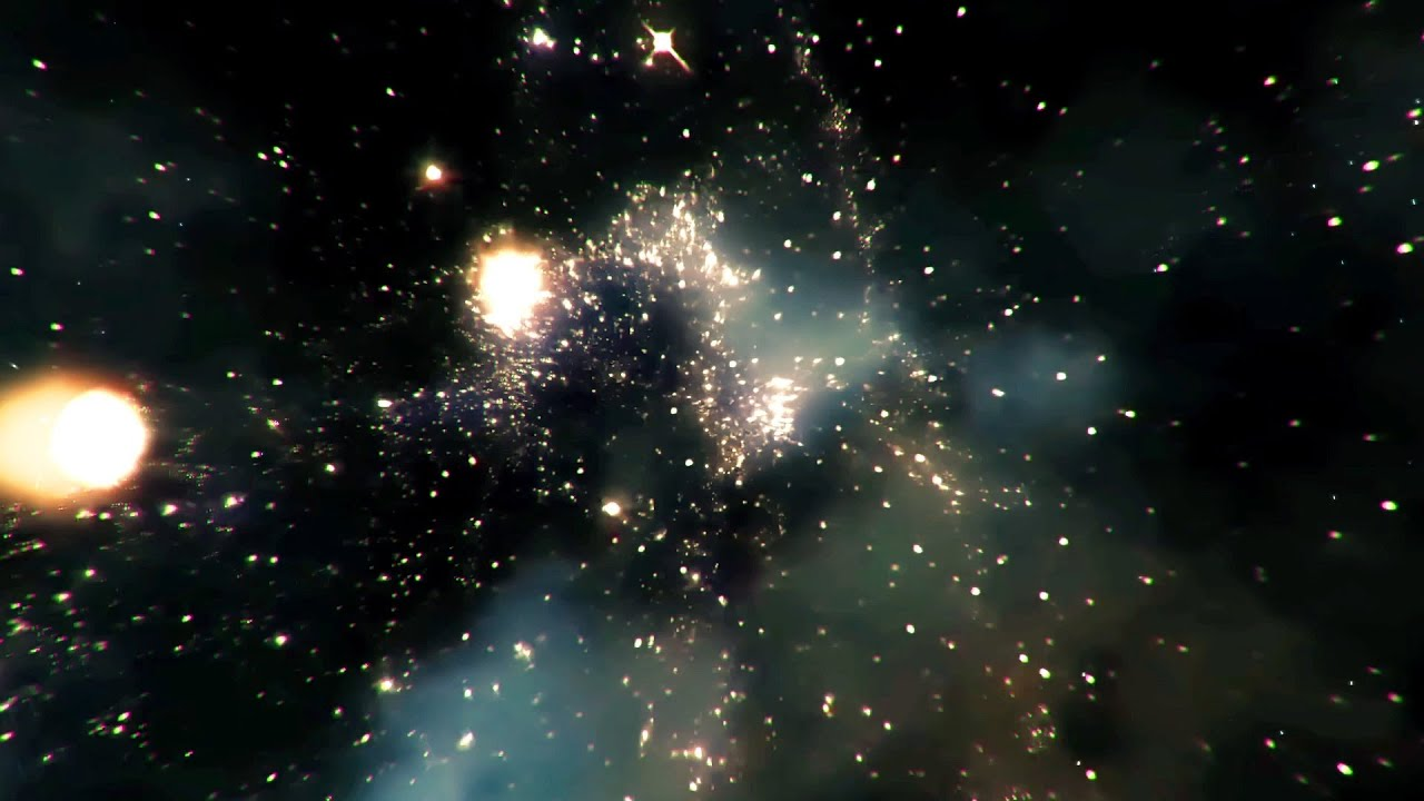 animated backgrounds interstellar deep space footage